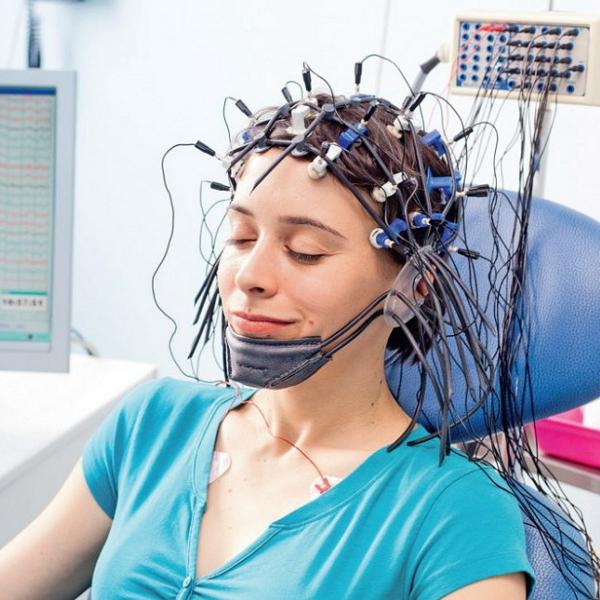 Электроэнцефалография (ЭЭГ)